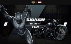 HD - Pantera Negra - Orgulho