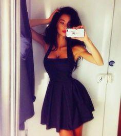Homecoming Dress,sleeveless homecoming dress,Cute Prom Dress,Short Prom Dresses,black prom dress