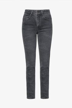 With their slight fading and skinny fit, these high-rise jeans take their inspiration from Jagger's weather-worn Levi's. The washed-out hue offers Ski Jumpsuit, Cold Wear, Spanx Faux Leather Leggings, Parka Style, Sweater Layering, Fashion Jackson, Weather Wear, Comfortable Boots, Ski Pants