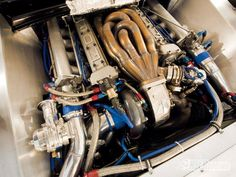 Pro Touring Falcon turbo indy