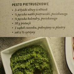 Pesto pietruszkowe