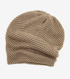 The sand color Crosshatch Knit Beanie is back in stock!  20 Knit Beanie b2dde3c27801