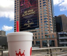 The Smoothie King Center: Host of the 2017 NBA All-Star Game: Not only will the Smoothie King Center be populated with NBA's biggest stars, the stands will be filled with all kinds of A-list celebrities eager to show their All-Star spirit. On your way to one of the 2 full-service Smoothie King concession stands in the arena, don't be surprised if you bump into your favorite actor or artist. Just make sure not to spill your Angel Food Smoothie in all the excitement!