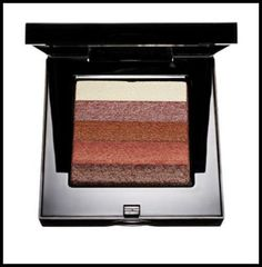 MakeupTip: To make round cheeks look more chiseled, I like using a highlighting powder & bronzer that's two shades darker than the skin tone.