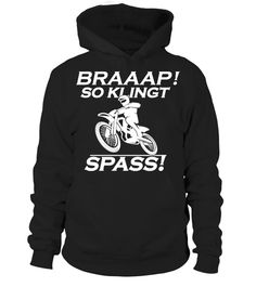 MOTOCROSS_BRAAAP So klingt Spass | Teezily | Buy, Create & Sell T-shirts to turn your ideas into reality
