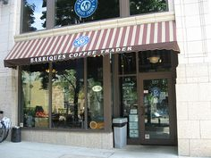 Barrique's Coffee Trader in Madison, Wisconsin