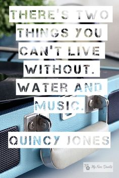 """""""There's two things you ."""" - Quincy Jones ~ My Fave Quotes Poem Quotes, Music Quotes, Poems, Fun Words To Say, Cool Words, Love Life Quotes, Best Quotes, Quincy Jones, Magic Words"""