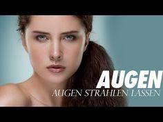 AUGEN strahlen lassen| Photoshop Tutorial ( German/Deutsch )