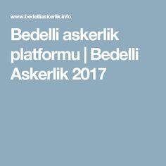Bedelli askerlik platformu | Bedelli Askerlik 2017