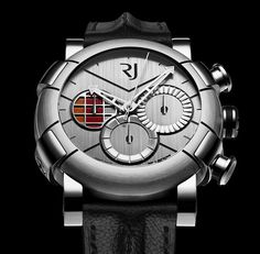 Romain Jerome - DeLorean watch
