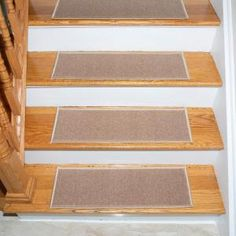 Our Ottomanson Escalier Skid-Resistant Rubber Backing Non-Slip Carpet Stair Treads provide elegance and comfort protecting your stairs from scratches, wear and tear as well as reducing noise. They feature a long-wearing surface pile and non-slip rubb Carpet Stair Treads, Stair Rugs, Carpet Stairs, Engineered Hardwood Flooring, Vinyl Plank Flooring, Laminate Flooring, Stair Tread Covers, Marble Stairs, Modern Color Palette