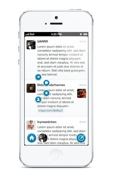 """""""The right client for Twitter, App.net, Tent.io – A draft"""""""