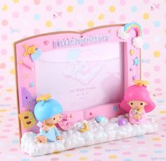 Little Twin Stars Picture Frame