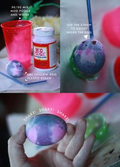 how to make a blown out egg last for years!