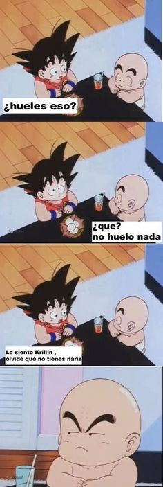 MEMES DE DRAGON BALL Z - Comunidad - Google  - Visit now for 3D Dragon Ball Z shirts now on sale!