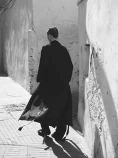 Travel wardrobe inspiration via Vogue Netherlands