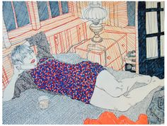Hope Gangloff http://www.illustrationdivision.com/gangloff/index.html