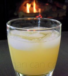 Gingerbeer recipe pinned via jehancancook's pin it button