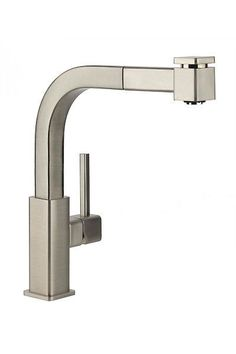"""Elkay LKLFAV3041 Avado 11-7/8"""" Single Handle Kitchen Faucet with Pull Out Spray and 1.5 GPM Flow Rate (Low Lead Compliant)"""