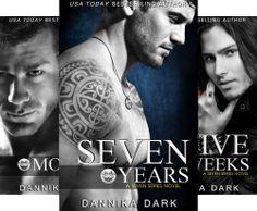 Seven Series (7 Book Series) by  Dannika Dark