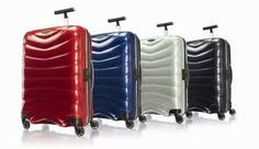 Introducing the FireLite Line from Samsonite.  Made with woven Polypropylene for unmatched durability and lightness.
