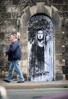 Le street-art de Monsieur Qui !