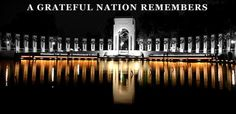 World War II Memorial A Time to Reflect.  Illustration by Navy Lt. Cmdr. Jane Campbell, DoD.