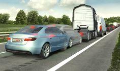 System automatycznego hamowania będzie standardem w samochodach Automotive News, Bosch, Travel, Active, Scores, Comme, Safety, Models, Security Systems