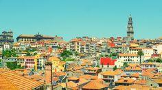 Un paseo por Oporto|Luis Cicerone - Vistas desde la catedral de Oporto, Porto, Portugal