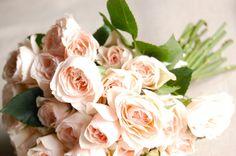 garden rose bouquet   {frolic!}