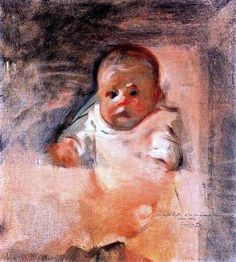 Cecilio Pla y Gallardo Bebe hand painted oil painting reproduction on canvas by artist Impressionist Artists, Oil Painting Reproductions, Illustrations, Geek Stuff, Hand Painted, Portrait, Canvas, Spanish, Products
