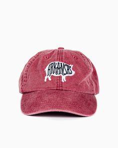 Arkansas Pig Red Cap