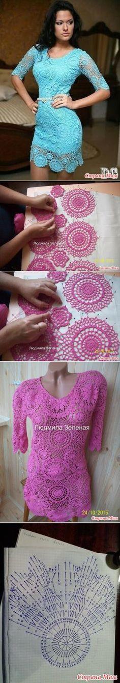 Платье для кумы....♥ Deniz ♥