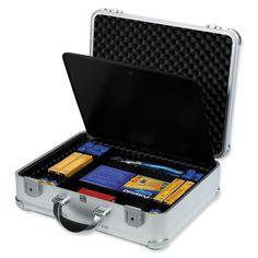 Variable #Facheinteilung für #Alukoffer VDK von bwh Koffer bei Koffermarkt: ✓variabel versetzbare Zwischenwände ✓Bodenwanne aus Polystyrol-Kunststoff
