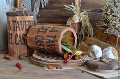 """Купить """"Старая таверна"""" Набор для кухни /массив кедра/ - набор для кухни, кухонная утварь"""
