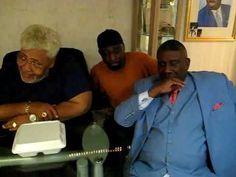 Rev Rance Allen singing with Elder Marvin Miller and Rev, Bennie Oliphant.  I Wont Complain