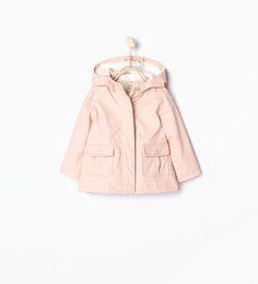 Not your average baby raincoat #ZARAKids
