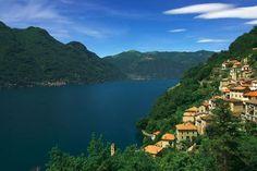 Laglio, Lake Como, Italy