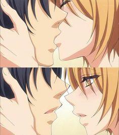 Ryouma & Izumi [love stage] Cute