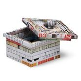 Boxes & Baskets   Fair Trade Homewares Square Recycled Paper Box $9.95 To place an order for this beautiful home decor items, click on the link below www.oxfamshop.org... #oxfam #oxfamshop #fairtrade #shopping #homedecor