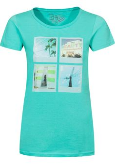 TITUS Polaroid T-Shirt mint | Titus Onlineshop