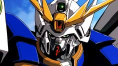 Image result for mobile suit gundam wing
