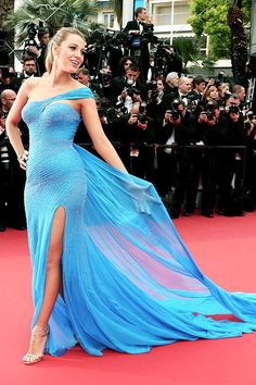 "Blake Lively Reynolds - ""The BFG (Le Bon Gros Geant - Le BGG)"" premiere during the 69th annual Cannes Film Festival at the Palais des Festivals on May 14, 2016 in Cannes, France."