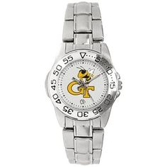 My buddy Buzz on a watch. Could use one of these! #GaTech