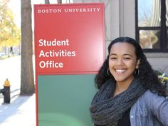 Wonderful story about how the crowd helped this young go-getter attain the remaining funds needed to continue at BU