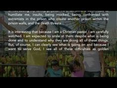 SaveSaeed.org: Saeeds Letter from inside the prison.  So moving~he sends encouragement to us!!! AN ABSOLUTE MUST WATCH FOR EVERY SINGLE CHRISTIAN!!!!