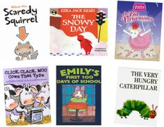 Bookmark for a Snow Day:  Shows & Movies You Can Stream Based on Children's Books