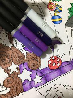 Colouring Techniques, Colour Combinations, Crayons, Colored Pencils, Art Supplies, Coloring Pages, Castle, Palette, Nice