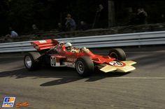 Jochen Rindt, Lotus, Formule 1