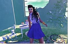 https://flic.kr/p/tmsjyb | *Anastasia* | To finish the week ahead at the weekend I bring two very fine designs and comfortable to wear for its design and colors are both signature Sky Stars . Podreis dress found in several mesh sizes and the body comes in various mesh sizes and you can choose three colors. I've combined both dressed with earrings and bracelets signature Baubles! . Pearl earrings are gold and gold bracelets.   Para acabar la semana y de cara al fin de semana os traigo dos…